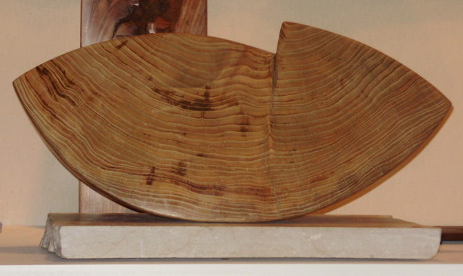 Margarita Gordyn  Esculturas  Talla en madera